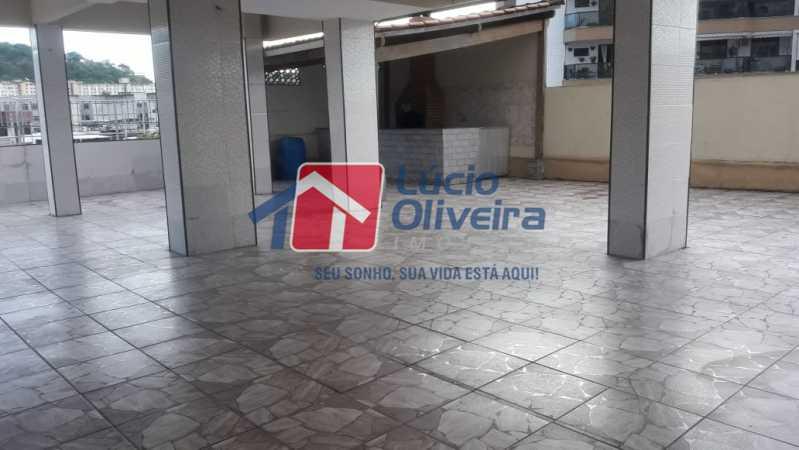 11-Churrasqueira - Apartamento à venda Avenida Vicente de Carvalho,Vila da Penha, Rio de Janeiro - R$ 269.000 - VPAP21272 - 12