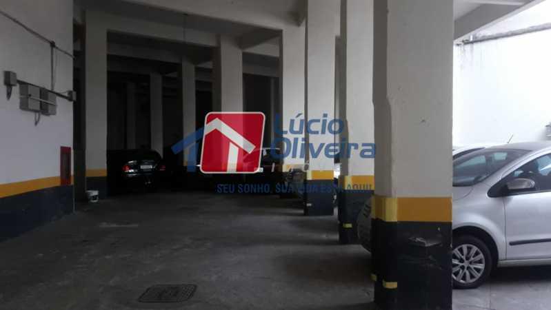 13-Garagem - Apartamento à venda Avenida Vicente de Carvalho,Vila da Penha, Rio de Janeiro - R$ 269.000 - VPAP21272 - 14