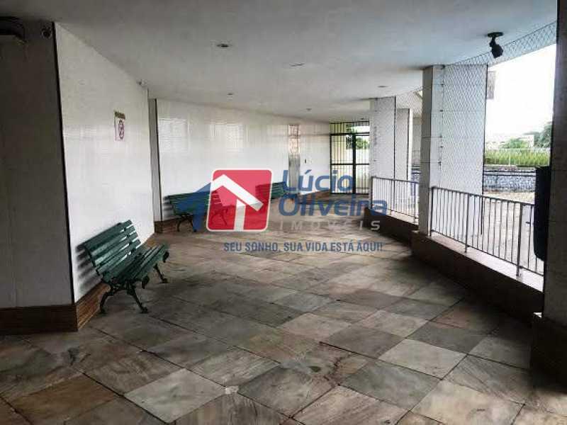 14-Area Lazer - Apartamento à venda Avenida Vicente de Carvalho,Vila da Penha, Rio de Janeiro - R$ 269.000 - VPAP21272 - 15