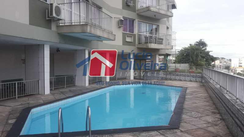 17-Piscina - Apartamento à venda Avenida Vicente de Carvalho,Vila da Penha, Rio de Janeiro - R$ 269.000 - VPAP21272 - 18