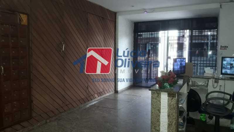 19-Recepção Prédio - Apartamento à venda Avenida Vicente de Carvalho,Vila da Penha, Rio de Janeiro - R$ 269.000 - VPAP21272 - 20