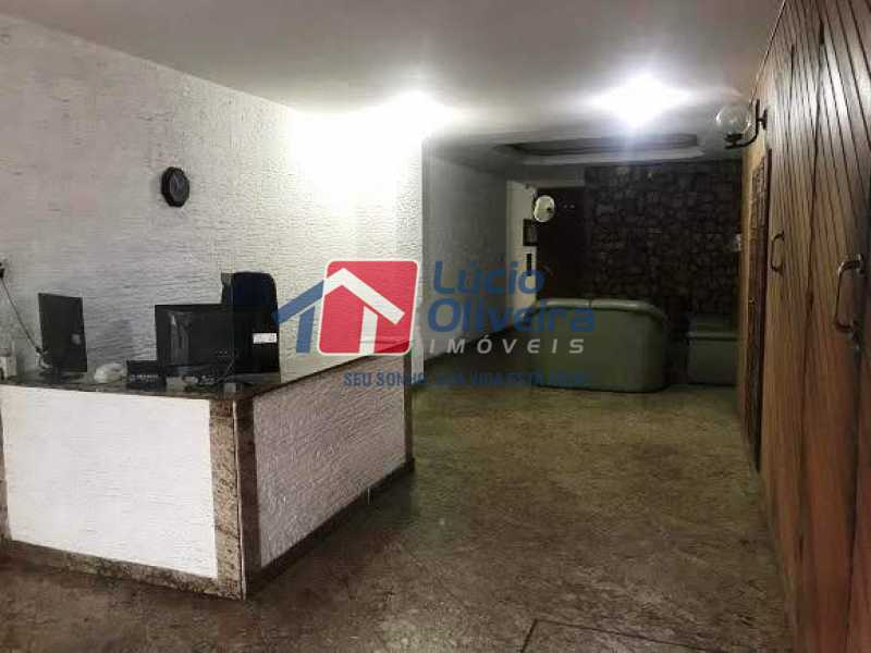 20-Recepção Portaria - Apartamento Avenida Vicente de Carvalho,Vila da Penha,Rio de Janeiro,RJ À Venda,2 Quartos,66m² - VPAP21272 - 21
