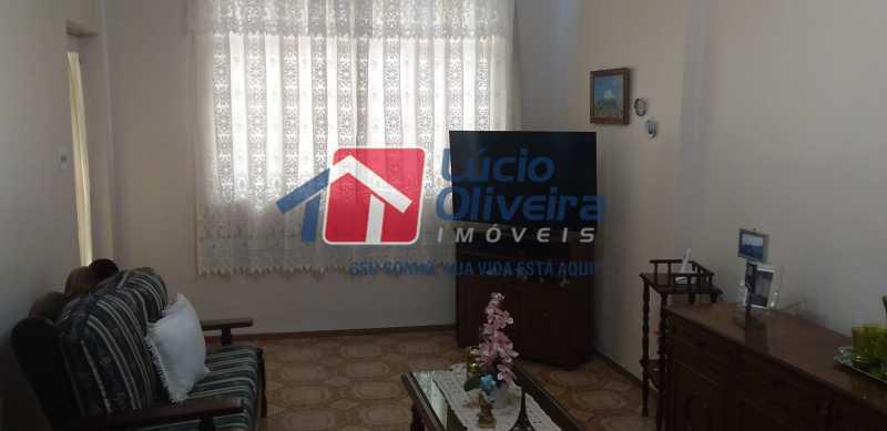 01 - Sala - Casa Vila da Penha, Rio de Janeiro, RJ À Venda, 3 Quartos, 132m² - VPCA30172 - 1
