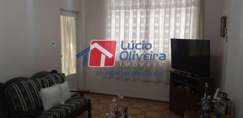 02 - Sala - Casa Vila da Penha, Rio de Janeiro, RJ À Venda, 3 Quartos, 132m² - VPCA30172 - 3