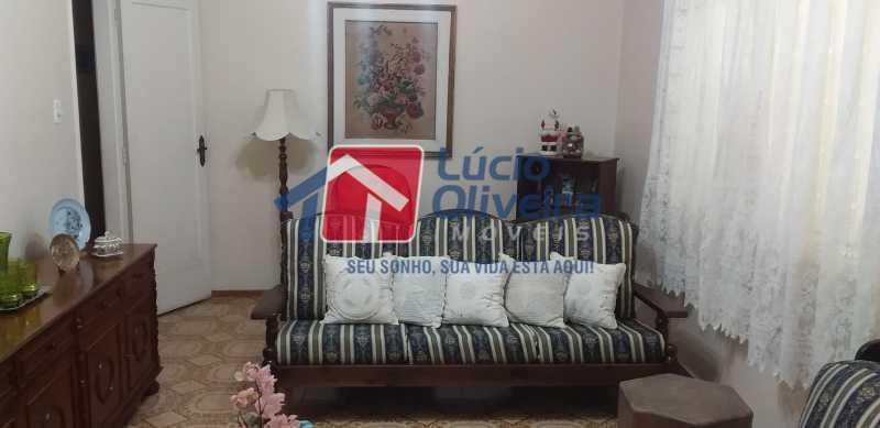 03 - Sala - Casa Vila da Penha, Rio de Janeiro, RJ À Venda, 3 Quartos, 132m² - VPCA30172 - 4