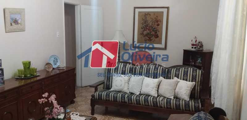 04 - Sala - Casa Vila da Penha, Rio de Janeiro, RJ À Venda, 3 Quartos, 132m² - VPCA30172 - 5