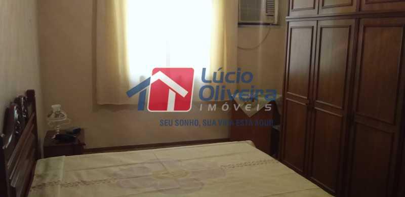 05 - Quarto Casal - Casa Vila da Penha, Rio de Janeiro, RJ À Venda, 3 Quartos, 132m² - VPCA30172 - 6