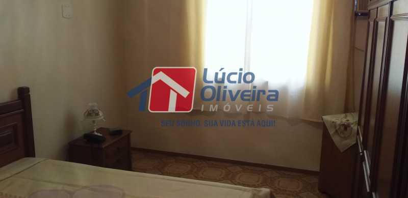 06 - Quarto Casal - Casa Vila da Penha, Rio de Janeiro, RJ À Venda, 3 Quartos, 132m² - VPCA30172 - 7