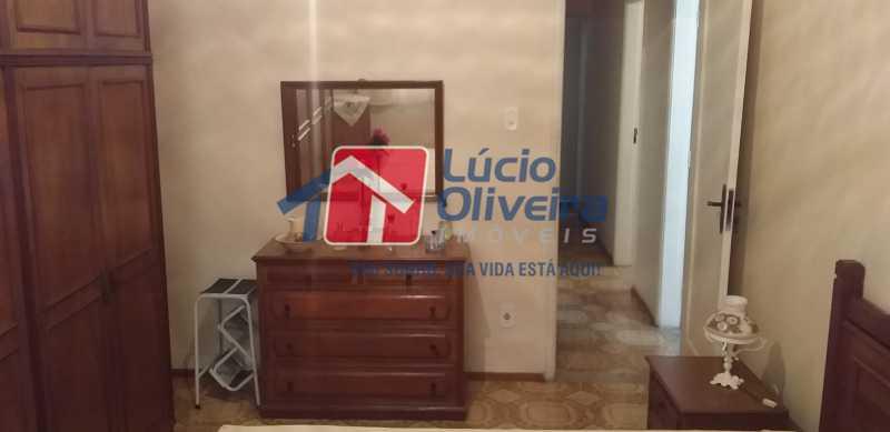 07 - Quarto Casal - Casa Vila da Penha, Rio de Janeiro, RJ À Venda, 3 Quartos, 132m² - VPCA30172 - 8