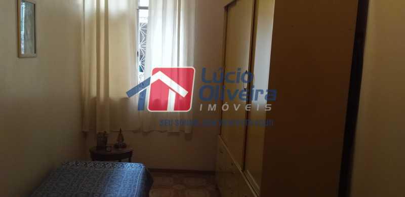 08 - 1º Quarto Solteiro - Casa Vila da Penha, Rio de Janeiro, RJ À Venda, 3 Quartos, 132m² - VPCA30172 - 9