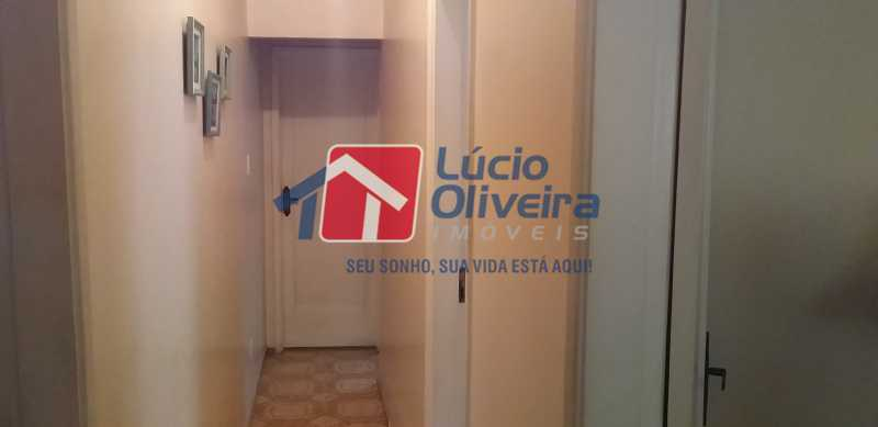 12 - Circulação - Casa Vila da Penha, Rio de Janeiro, RJ À Venda, 3 Quartos, 132m² - VPCA30172 - 13