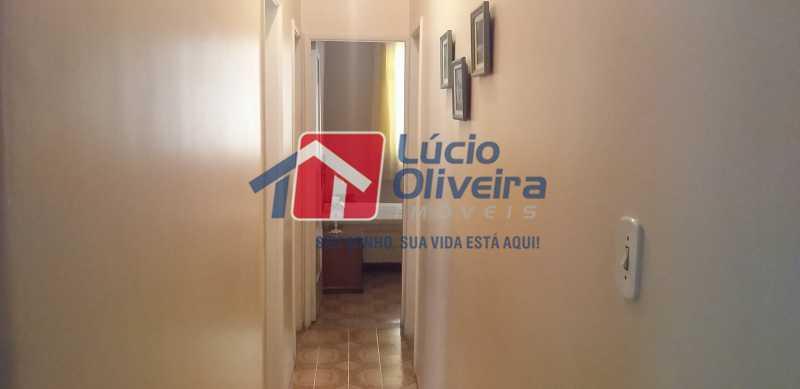 13 - Circulação - Casa Vila da Penha, Rio de Janeiro, RJ À Venda, 3 Quartos, 132m² - VPCA30172 - 14