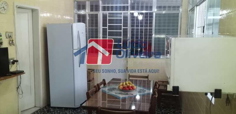 15 - Cozinha - Casa Vila da Penha, Rio de Janeiro, RJ À Venda, 3 Quartos, 132m² - VPCA30172 - 16