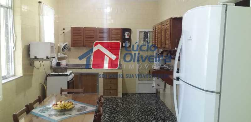 16 - Cozinha - Casa Vila da Penha, Rio de Janeiro, RJ À Venda, 3 Quartos, 132m² - VPCA30172 - 17