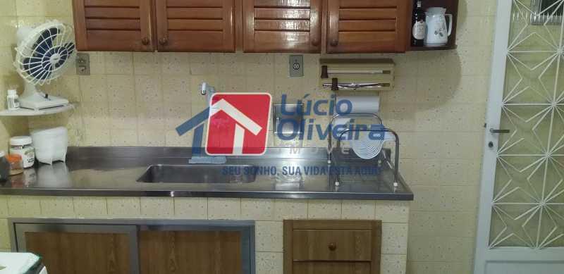 17 - Cozinha - Casa Vila da Penha, Rio de Janeiro, RJ À Venda, 3 Quartos, 132m² - VPCA30172 - 18