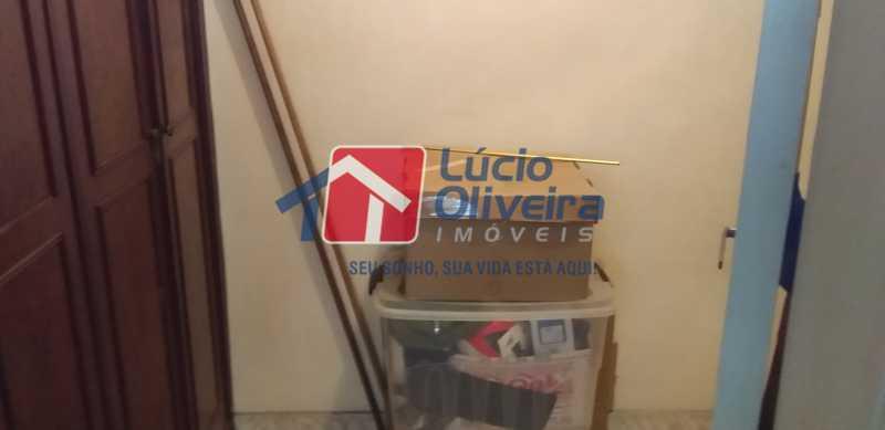 18 - Dependência Empregada - Casa Vila da Penha, Rio de Janeiro, RJ À Venda, 3 Quartos, 132m² - VPCA30172 - 19
