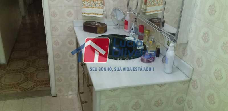 20- Banheiro - Casa Vila da Penha, Rio de Janeiro, RJ À Venda, 3 Quartos, 132m² - VPCA30172 - 21