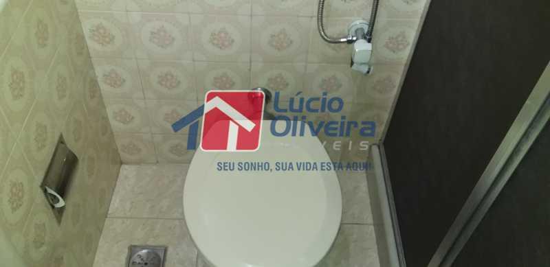 21 - Banheiro - Casa Vila da Penha, Rio de Janeiro, RJ À Venda, 3 Quartos, 132m² - VPCA30172 - 22