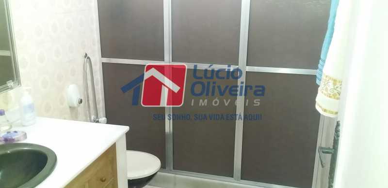 22 - Banheiro - Casa Vila da Penha, Rio de Janeiro, RJ À Venda, 3 Quartos, 132m² - VPCA30172 - 23