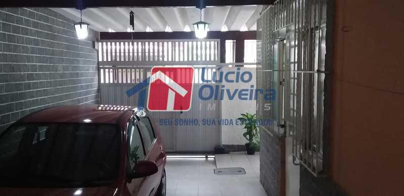25 - Garagem - Casa Vila da Penha, Rio de Janeiro, RJ À Venda, 3 Quartos, 132m² - VPCA30172 - 26