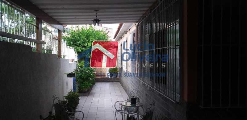26 - Quintal - Casa Vila da Penha, Rio de Janeiro, RJ À Venda, 3 Quartos, 132m² - VPCA30172 - 27
