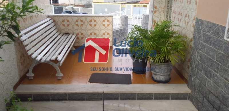 28 - Quintal - Casa Vila da Penha, Rio de Janeiro, RJ À Venda, 3 Quartos, 132m² - VPCA30172 - 29