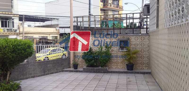 29 - Quintal - Casa Vila da Penha, Rio de Janeiro, RJ À Venda, 3 Quartos, 132m² - VPCA30172 - 30