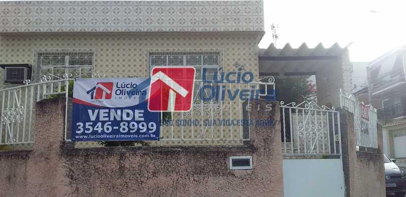 30 - Placa - Casa Vila da Penha, Rio de Janeiro, RJ À Venda, 3 Quartos, 132m² - VPCA30172 - 31