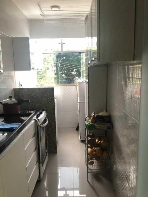 Area serviço - Apartamento à venda Estrada Padre Roser,Vila da Penha, Rio de Janeiro - R$ 280.000 - VPAP21273 - 13