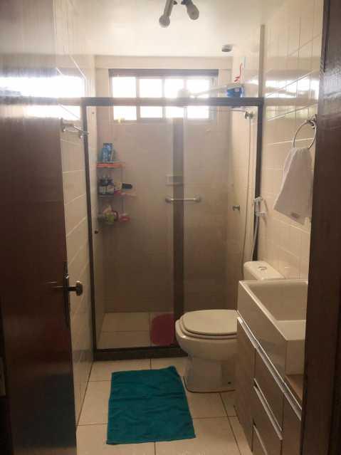 Bbanheiro social blindex - Apartamento à venda Estrada Padre Roser,Vila da Penha, Rio de Janeiro - R$ 280.000 - VPAP21273 - 14