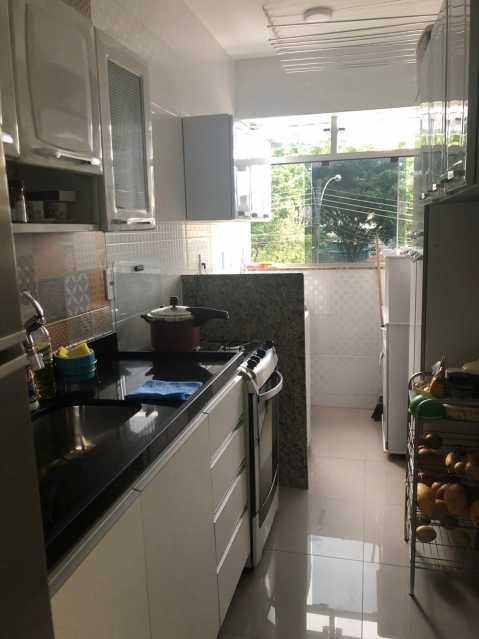 Cozinha  planejada - Apartamento à venda Estrada Padre Roser,Vila da Penha, Rio de Janeiro - R$ 280.000 - VPAP21273 - 12