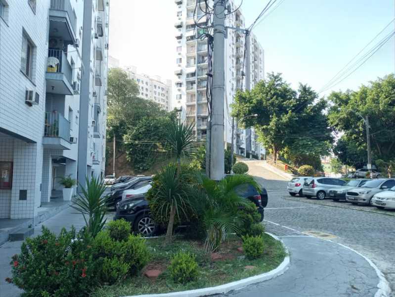 Parqueamento - Apartamento à venda Estrada Padre Roser,Vila da Penha, Rio de Janeiro - R$ 280.000 - VPAP21273 - 18