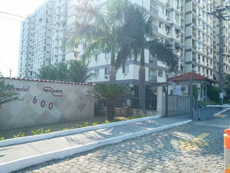 Portaria - Apartamento à venda Estrada Padre Roser,Vila da Penha, Rio de Janeiro - R$ 280.000 - VPAP21273 - 19