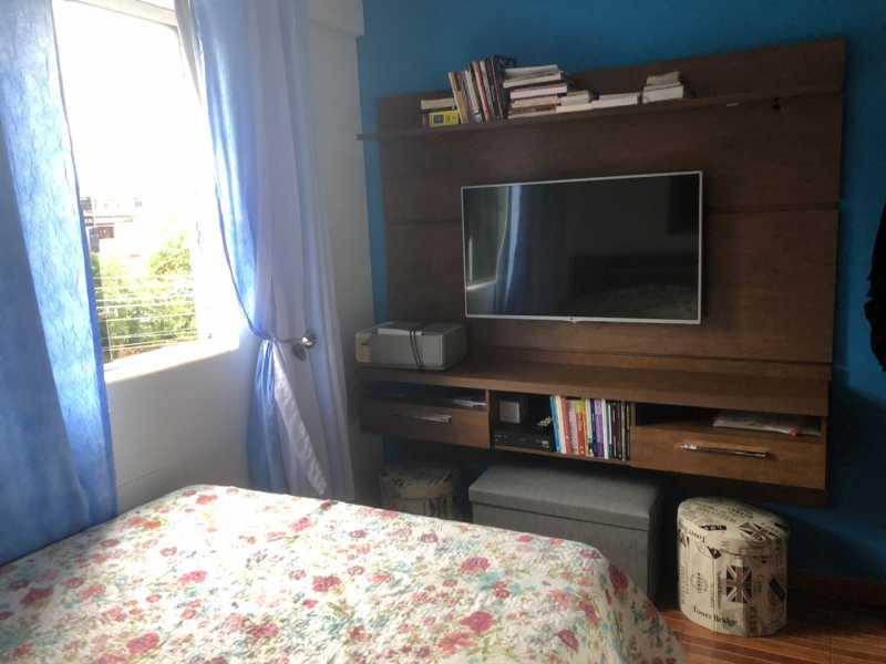 Quarto Casal - Apartamento à venda Estrada Padre Roser,Vila da Penha, Rio de Janeiro - R$ 280.000 - VPAP21273 - 9