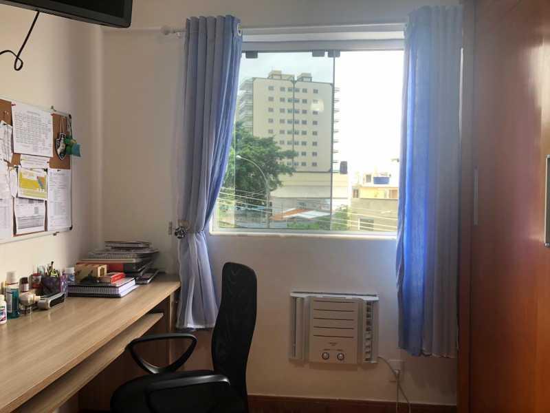 Quarto solteiro... - Apartamento à venda Estrada Padre Roser,Vila da Penha, Rio de Janeiro - R$ 280.000 - VPAP21273 - 7