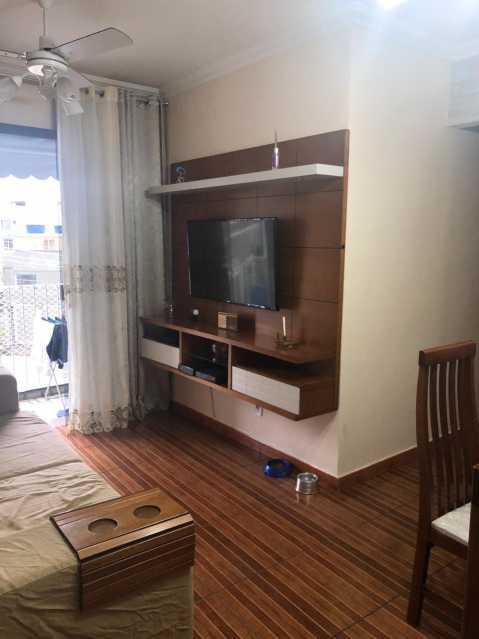 Sala ambiente - Apartamento à venda Estrada Padre Roser,Vila da Penha, Rio de Janeiro - R$ 280.000 - VPAP21273 - 3