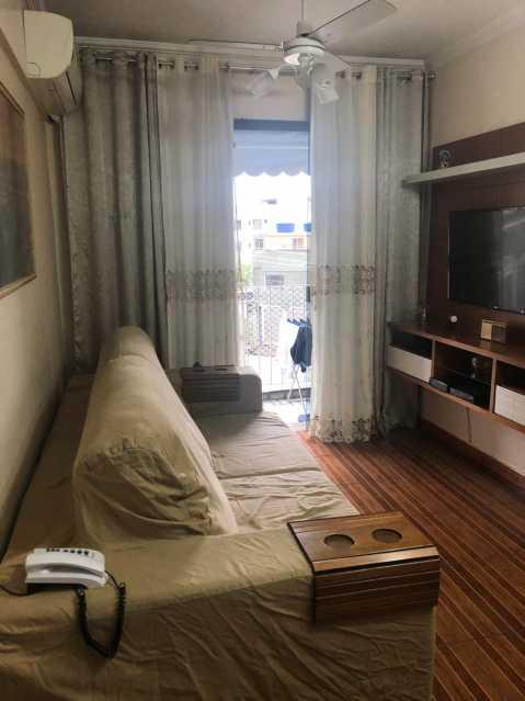 Sala estar - Apartamento à venda Estrada Padre Roser,Vila da Penha, Rio de Janeiro - R$ 280.000 - VPAP21273 - 4