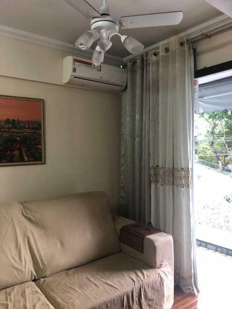 Sala Varanda - Apartamento à venda Estrada Padre Roser,Vila da Penha, Rio de Janeiro - R$ 280.000 - VPAP21273 - 5