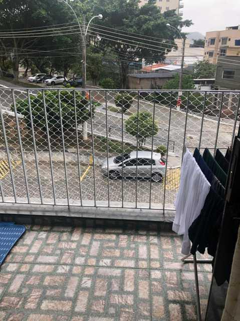 Varanda externa - Apartamento à venda Estrada Padre Roser,Vila da Penha, Rio de Janeiro - R$ 280.000 - VPAP21273 - 20