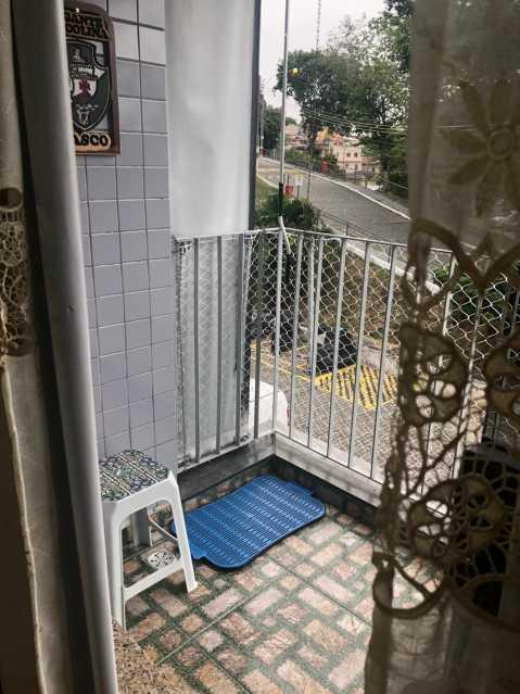 Varanda - Apartamento à venda Estrada Padre Roser,Vila da Penha, Rio de Janeiro - R$ 280.000 - VPAP21273 - 8