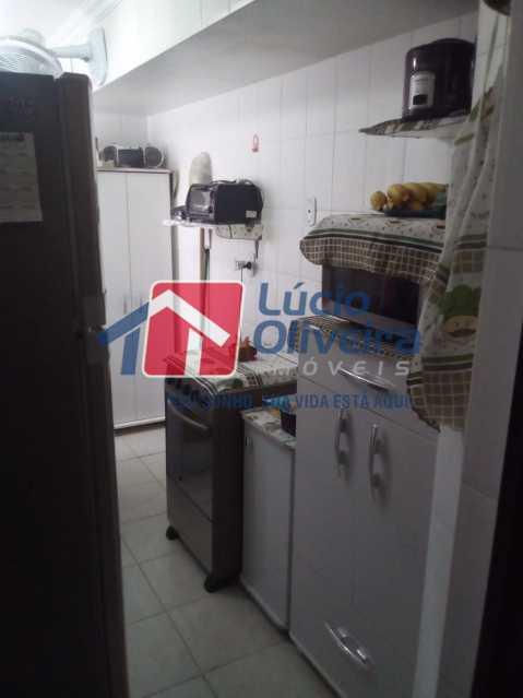 05 - Cobertura Rua Torres Sobrinho,Méier, Rio de Janeiro, RJ À Venda, 1 Quarto, 38m² - VPCO10001 - 6