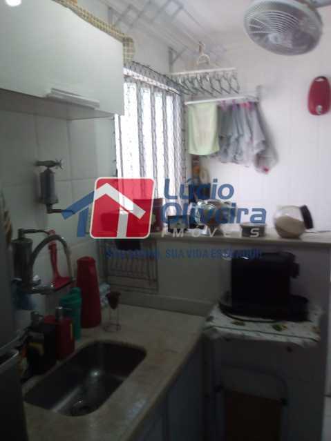 04 - Cobertura Rua Torres Sobrinho,Méier, Rio de Janeiro, RJ À Venda, 1 Quarto, 38m² - VPCO10001 - 5