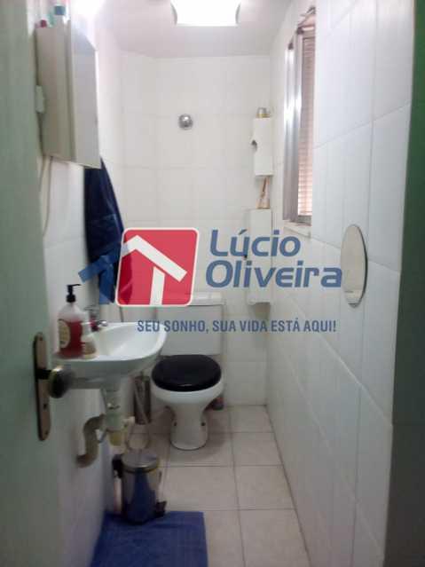 13 - Cobertura Rua Torres Sobrinho,Méier, Rio de Janeiro, RJ À Venda, 1 Quarto, 38m² - VPCO10001 - 14