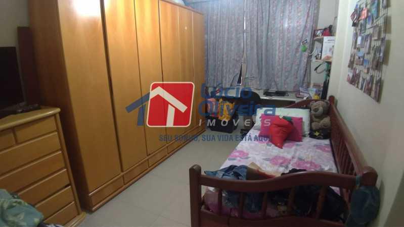 05- Quarto S. - Apartamento à venda Rua Professor Plínio Bastos,Olaria, Rio de Janeiro - R$ 420.000 - VPAP30303 - 6
