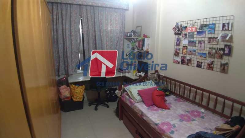06 - Quarto S. - Apartamento à venda Rua Professor Plínio Bastos,Olaria, Rio de Janeiro - R$ 420.000 - VPAP30303 - 7