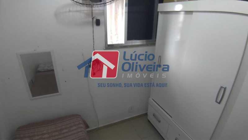 08- Quarto S. - Apartamento à venda Rua Professor Plínio Bastos,Olaria, Rio de Janeiro - R$ 420.000 - VPAP30303 - 9