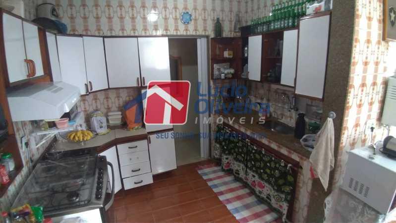 11- Cozinha - Apartamento à venda Rua Professor Plínio Bastos,Olaria, Rio de Janeiro - R$ 420.000 - VPAP30303 - 12