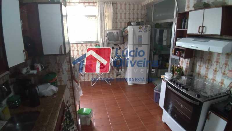 12- Cozinha - Apartamento à venda Rua Professor Plínio Bastos,Olaria, Rio de Janeiro - R$ 420.000 - VPAP30303 - 13