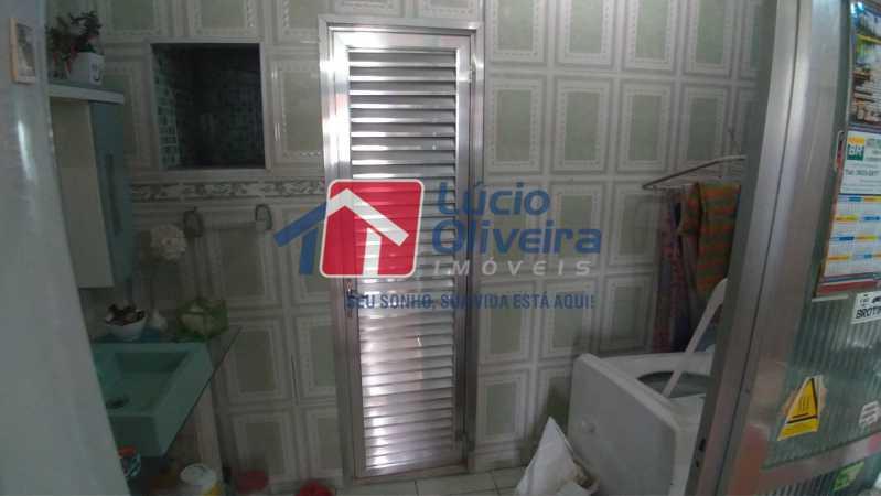 14- Area - Apartamento à venda Rua Professor Plínio Bastos,Olaria, Rio de Janeiro - R$ 420.000 - VPAP30303 - 15