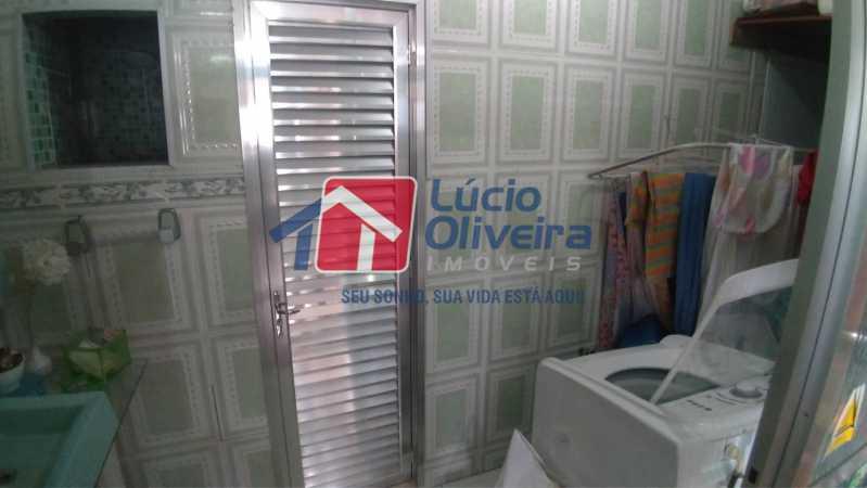 15- Area - Apartamento à venda Rua Professor Plínio Bastos,Olaria, Rio de Janeiro - R$ 420.000 - VPAP30303 - 16